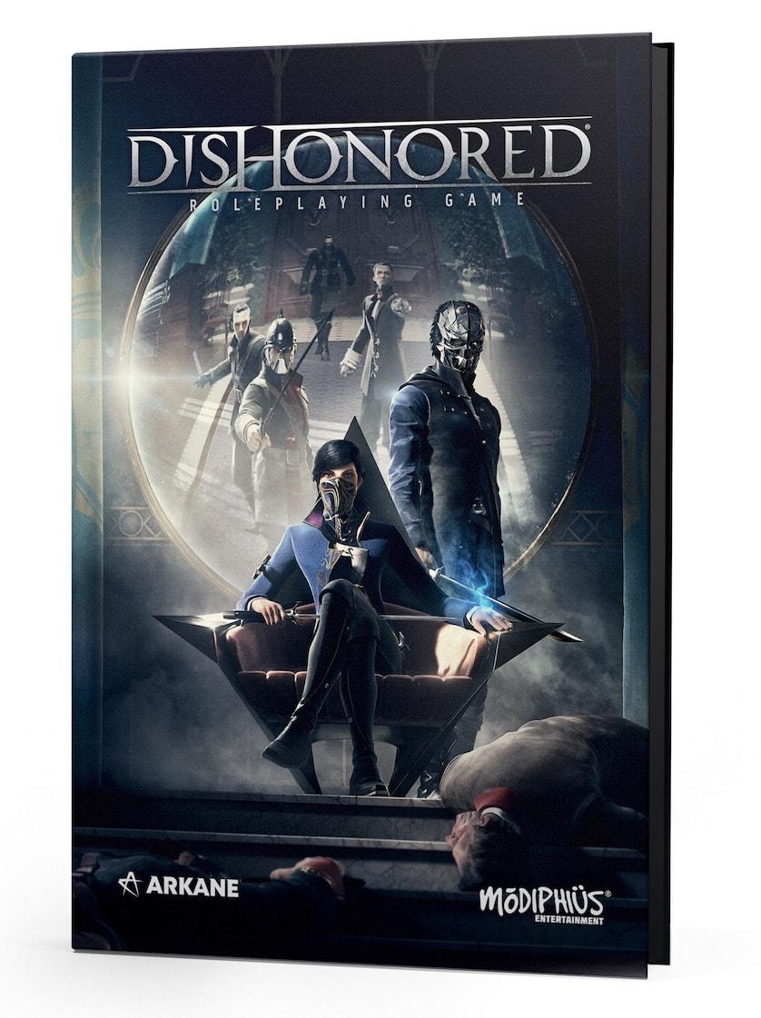 Cover des Dishonored-Rollenspiel
