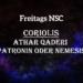 Athar Qaderi arbeitet für die Freie Liga und ist als NSC in Coriolis konzipiert