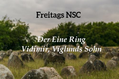 Hier findet ihr Vidimir, einen NSC für Der Eine Ring